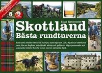 bokomslag Skottland : bästa rundturerna