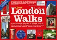bokomslag Great London walks