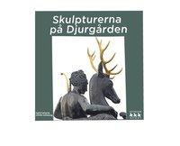 bokomslag skulpturerna på Djurgården