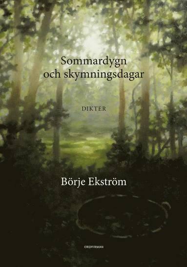 bokomslag Sommardygn och skymningsdagar
