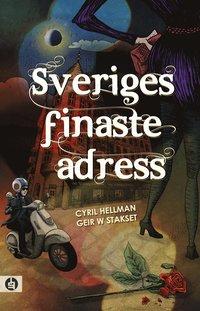 bokomslag Sveriges finaste adress