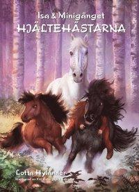 bokomslag Hjältehästarna