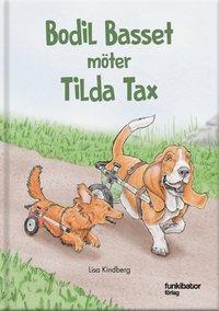 bokomslag Bodil Basset möter Tilda Tax