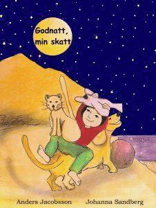 bokomslag Godnatt, min skatt