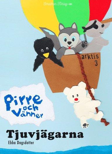 bokomslag Pirre och tjuvjägarna