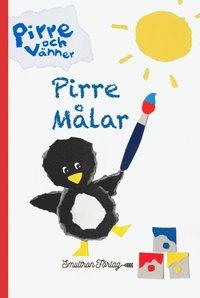 bokomslag Pirre målar