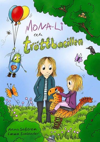 bokomslag Mona-Li och tröttbacillen