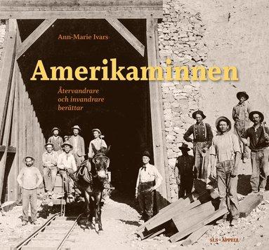 bokomslag Amerikaminnen : återvandrare och invandrare berättar