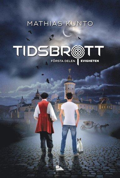 bokomslag Tidsbrott