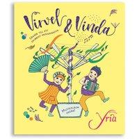 bokomslag Virvel & Vinda : sånger till ett snurrigt musikäventyr
