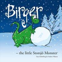 bokomslag Birger - the little Storsjö Monster