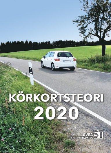 bokomslag Körkortsteori 2020 : den senaste körkortsboken