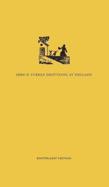 bokomslag Drottning av England