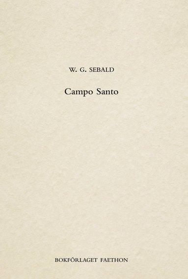 bokomslag Campo Santo