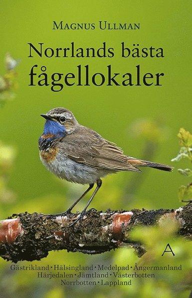 bokomslag Norrlands bästa fågellokaler
