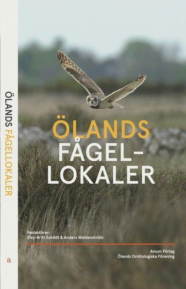 bokomslag Ölands fågellokaler
