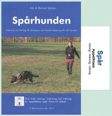 bokomslag Spårhunden 2019 med dvd