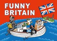 bokomslag Funny Britain