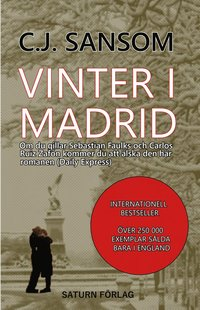 bokomslag Vinter i Madrid
