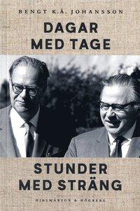 bokomslag Dagar med Tage, stunder med Sträng