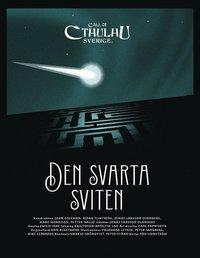 bokomslag Call of Cthulhu Sverige. Den Svarta Sviten