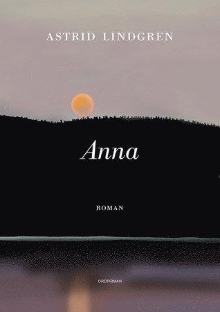 bokomslag Anna