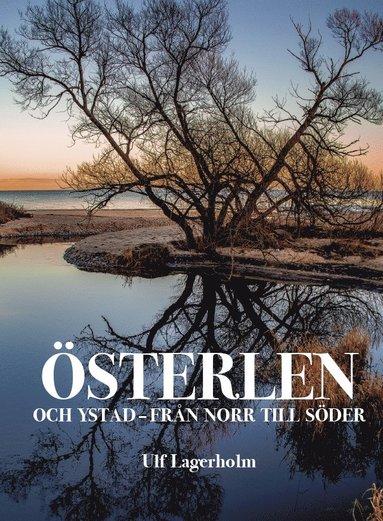 bokomslag Österlen och Ystad - från norr till söder