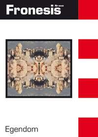 bokomslag Fronesis 68-69. Egendom