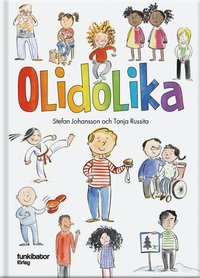 bokomslag Olidolika