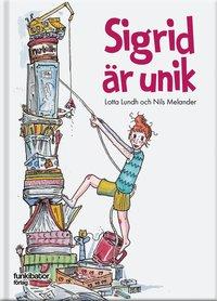 bokomslag Sigrid är unik