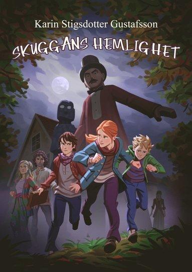 bokomslag Skuggans hemlighet