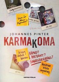 bokomslag Karmakoma