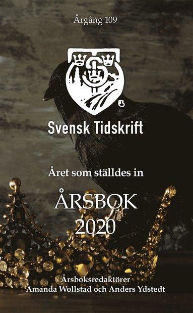 bokomslag Året som ställdes in - Årsbok 2020
