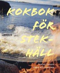 bokomslag Kokbok för stekhäll