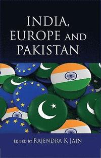 bokomslag India, Europe and Pakistan