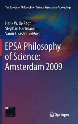 bokomslag EPSA Philosophy of Science: Amsterdam 2009