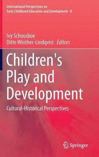 bokomslag Children's Play and Development