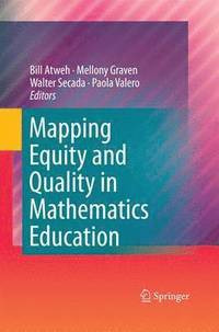 bokomslag Mapping Equity and Quality in Mathematics Education