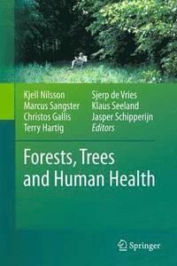 bokomslag Forests, Trees and Human Health