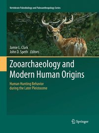 bokomslag Zooarchaeology and Modern Human Origins