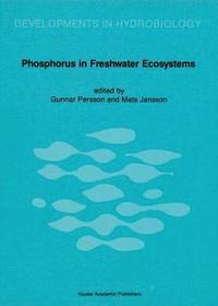 bokomslag Phosphorus in Freshwater Ecosystems