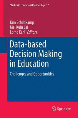 bokomslag Data-based decision making in education - challenges and opportunities