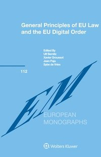 bokomslag General Principles of EU Law and the EU Digital Order