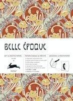 Pappersarksbok 50x70cm 12 ark Belle Epoque