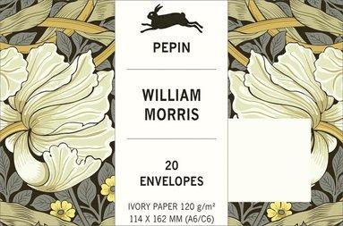 Kuvert C6 20st William Morris