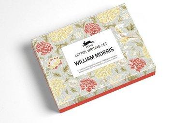 Brevpappersset William Morris 1
