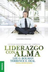 bokomslag Liderazgo Con Alma