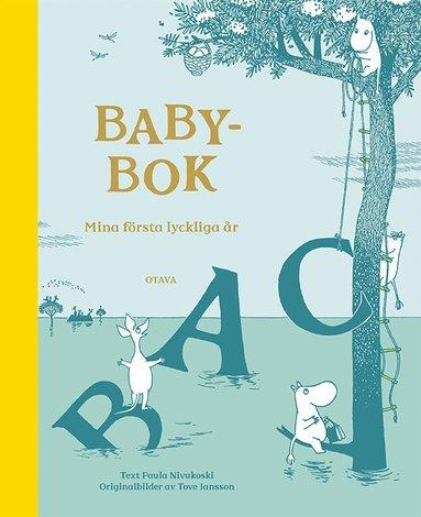 bokomslag Mumin babybok