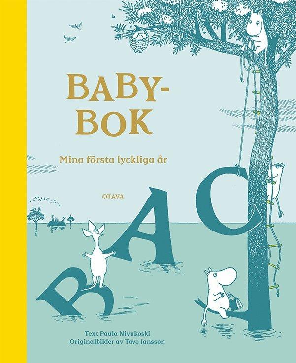 Mumin babybok 1