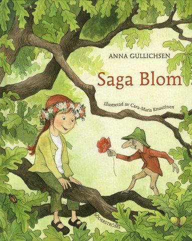 bokomslag Saga Blom
